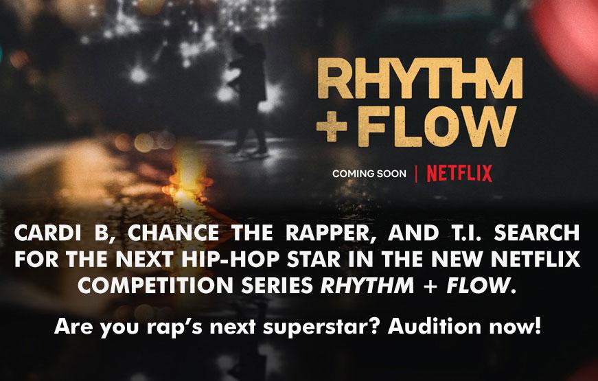 Atentos a»Rhythm + Flow», un nuevo proyecto presentado por Cardi B y T.I.
