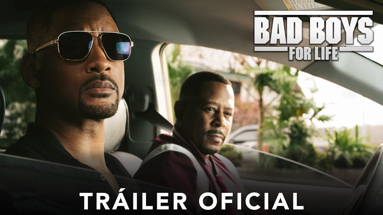 Atentos al tráiler oficial de «Bad Boys For Life»