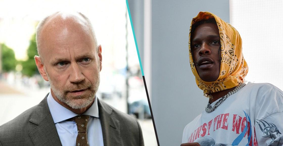 Disparan al abogado sueco de A$ap Rocky