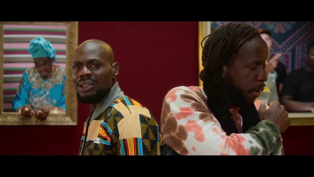 Kery James ft Youssoupha – Les yeux mouillés