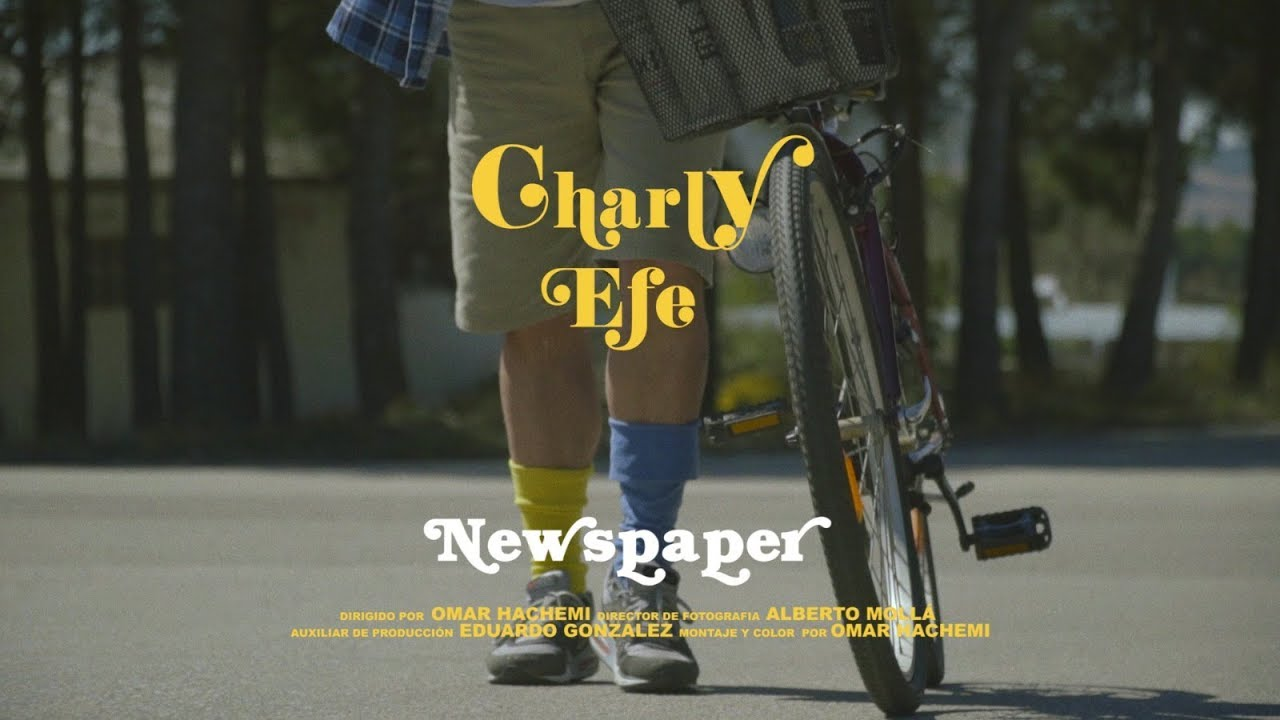 Charly Efe – Newspaper