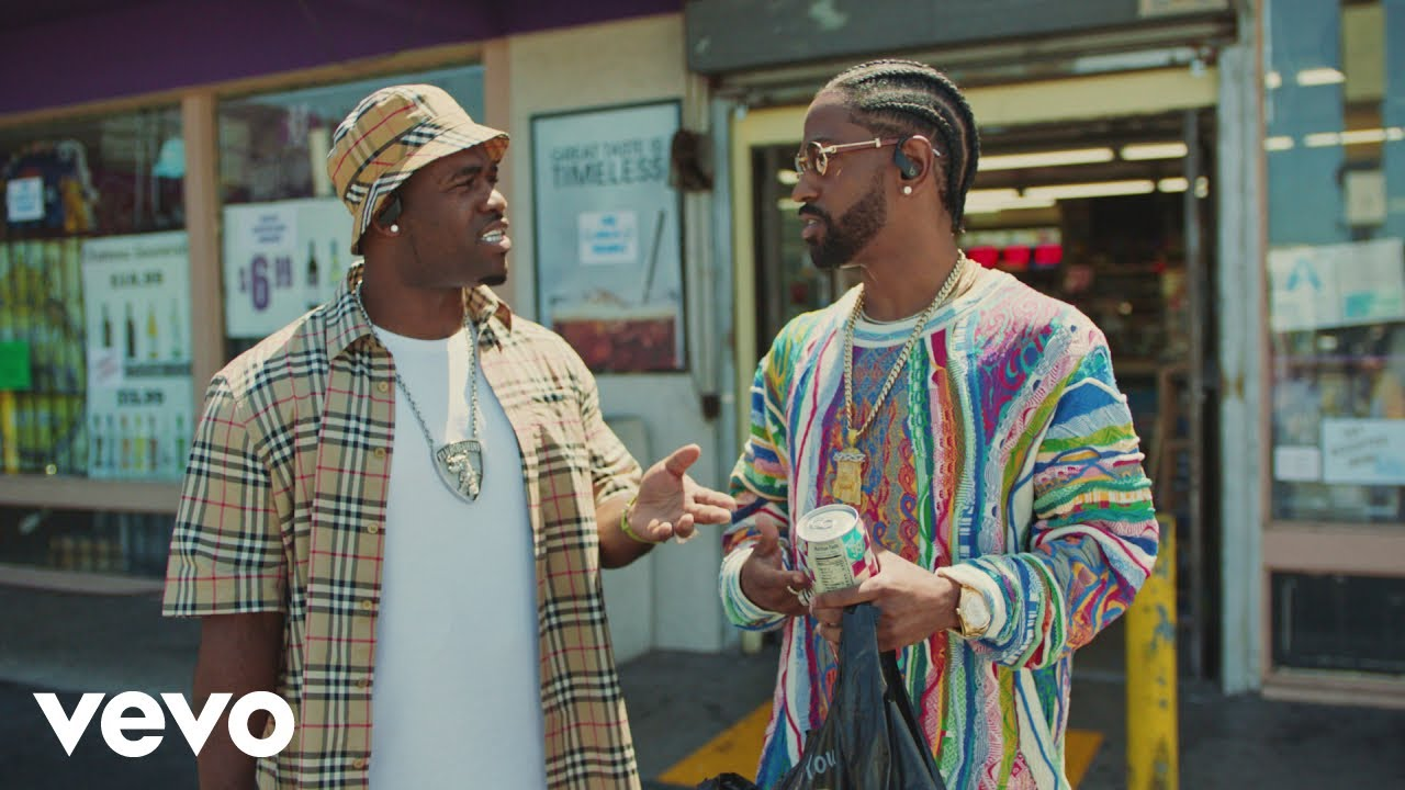Big Sean Ft A$AP Ferg & Hit-Boy – Bezerk
