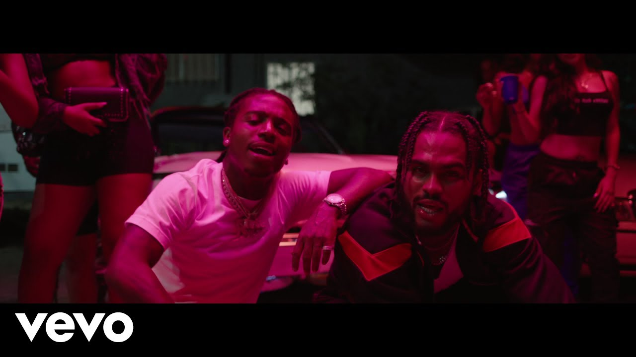 Dave East Ft Jacquees – Alone