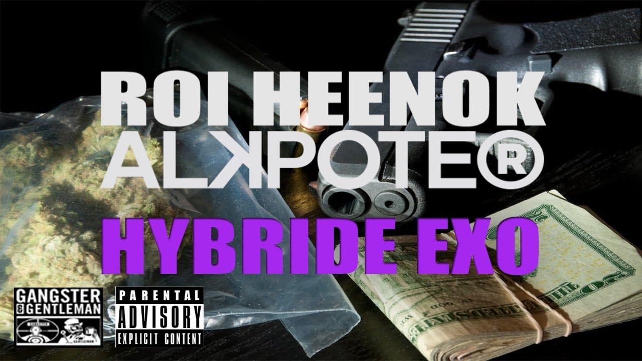 Roi Heenok x Alkpote – Hybride Exo