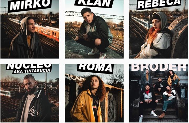 Atentos a Broder, una nueva serie sobre Hip Hop