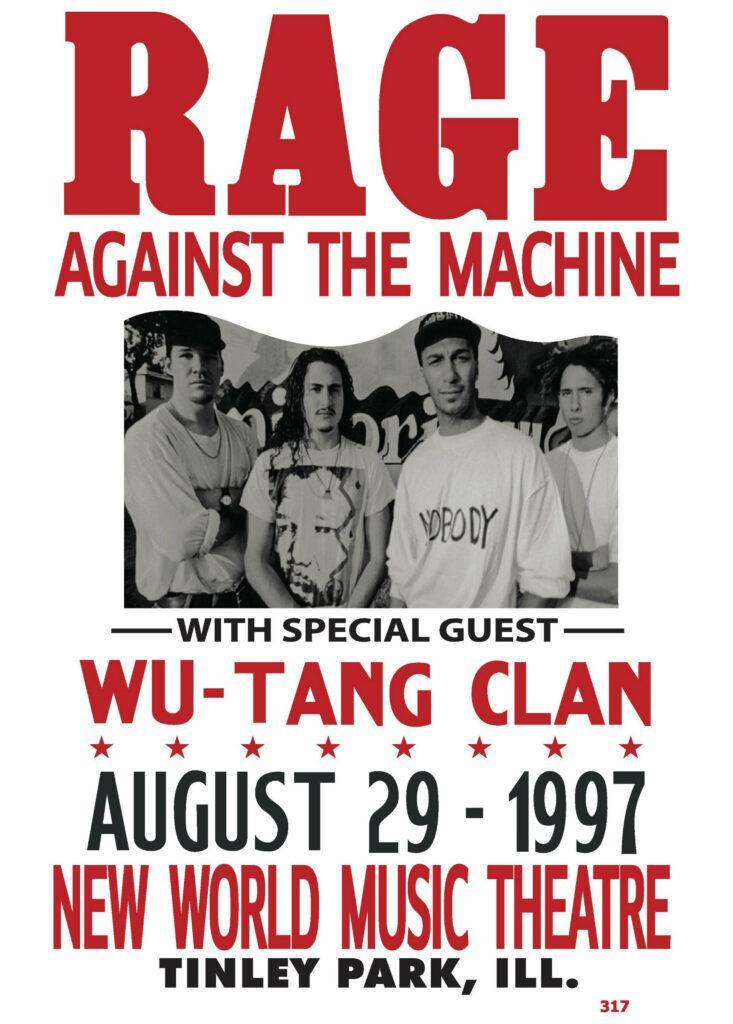 RZA quiere reunirse con Rage Against The Machine