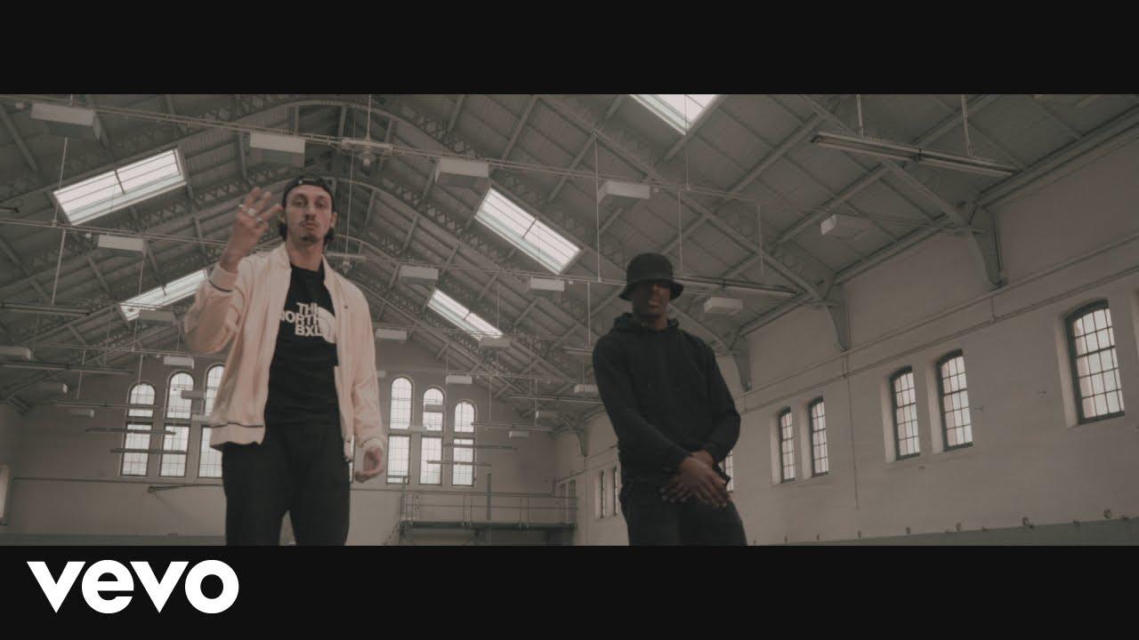 D.A.V ft Roméo Elvis – Paranoïa / Hood