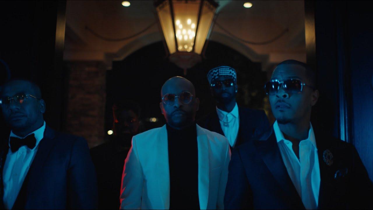 Royce 5'9 Ft Sy Ari Da Kid, White Gold, CyHi The Prynce & T.I. – Black Savage