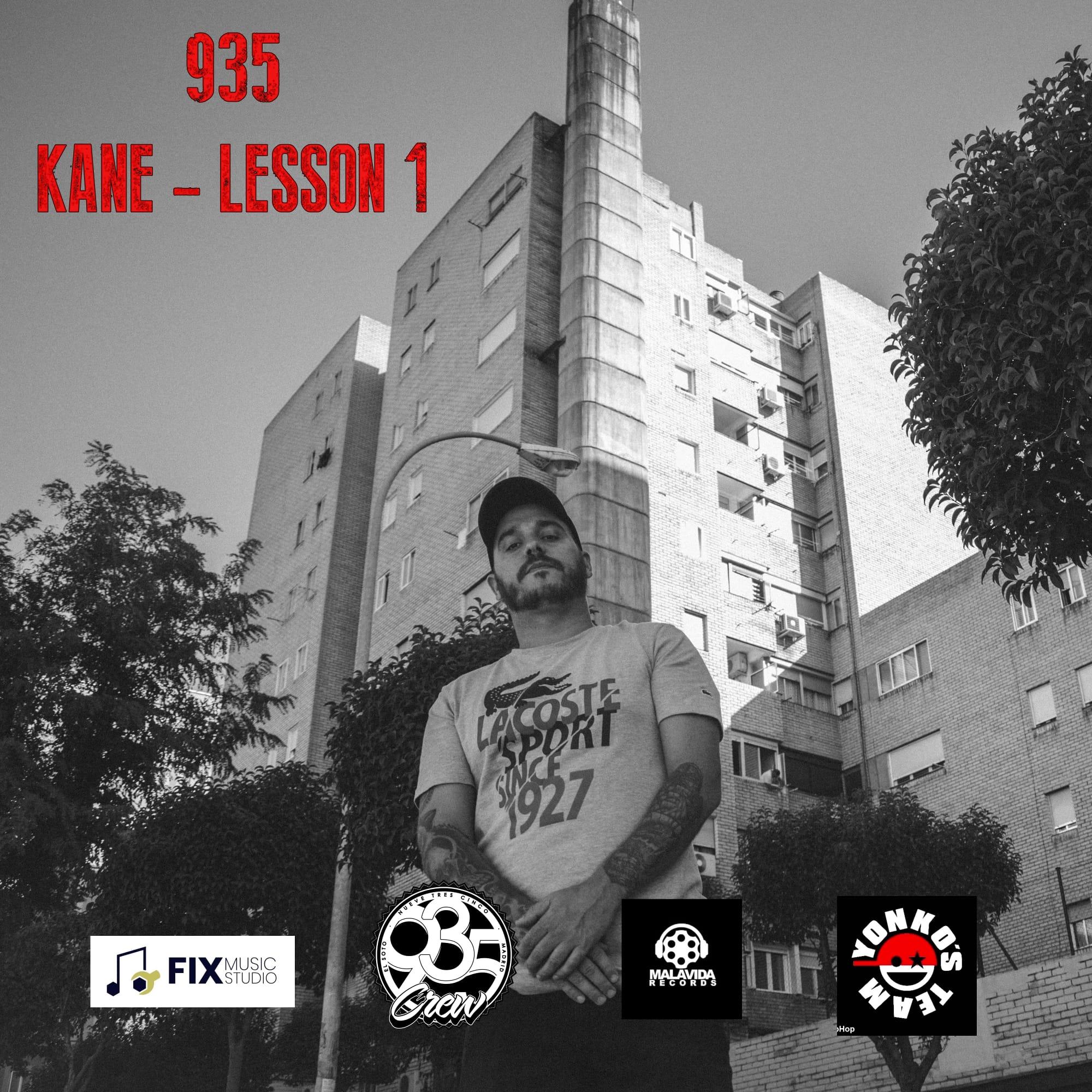 935- Lesson 1 (Kane)