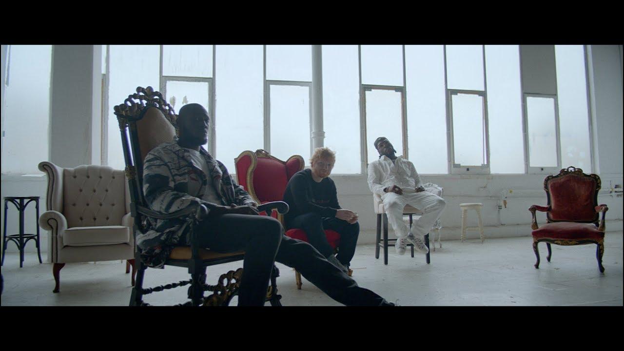 Stormzy Ft Ed Sheeran & Burna Boy – Own It