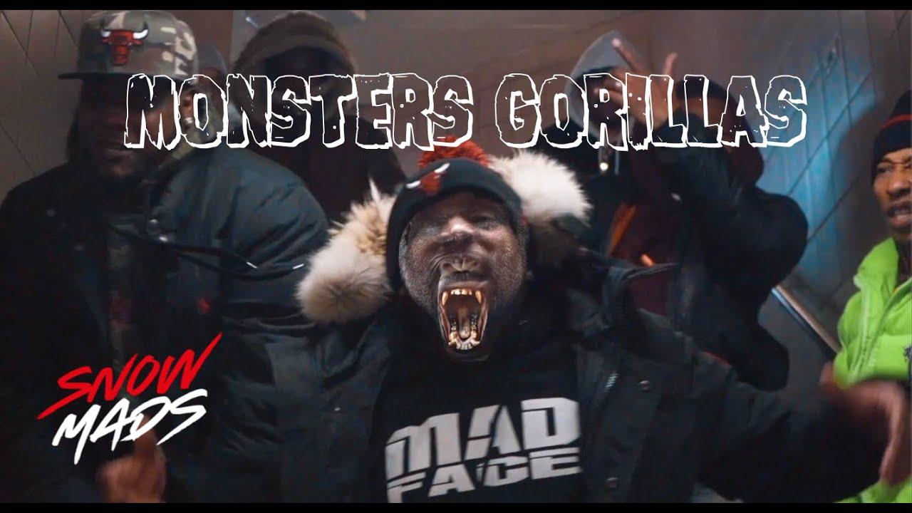 Onyx Ft Knuckles – Monsters Gorillas