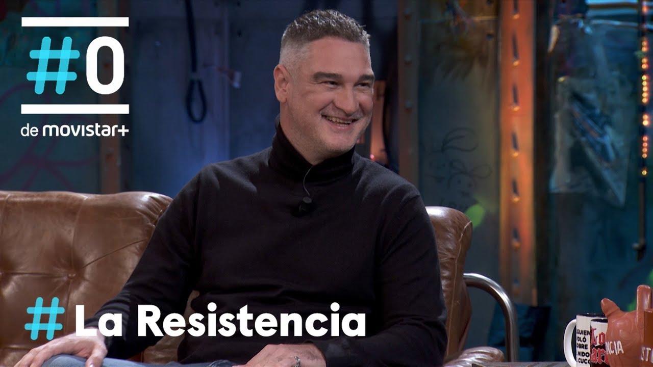 Kase.O visita La Resistencia – Vídeo
