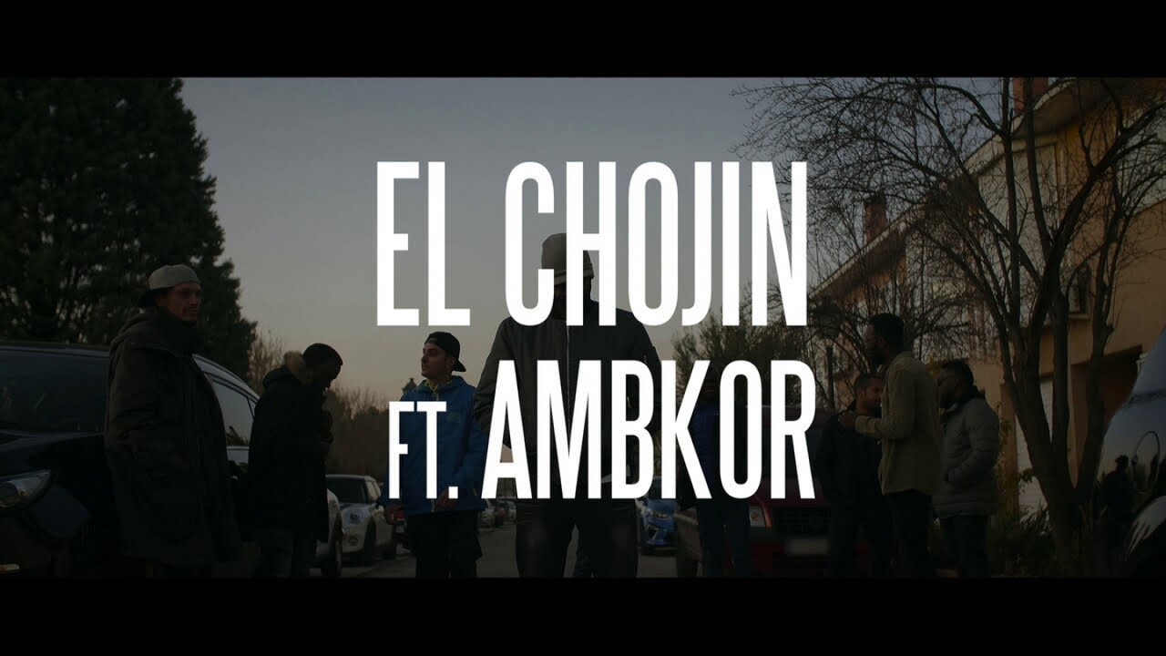 El Chojin Ft Ambkor – Lo que ven cuando me miran