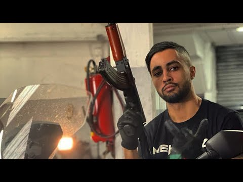 Mehdi YZ – Freestyle nº10 #Marseille