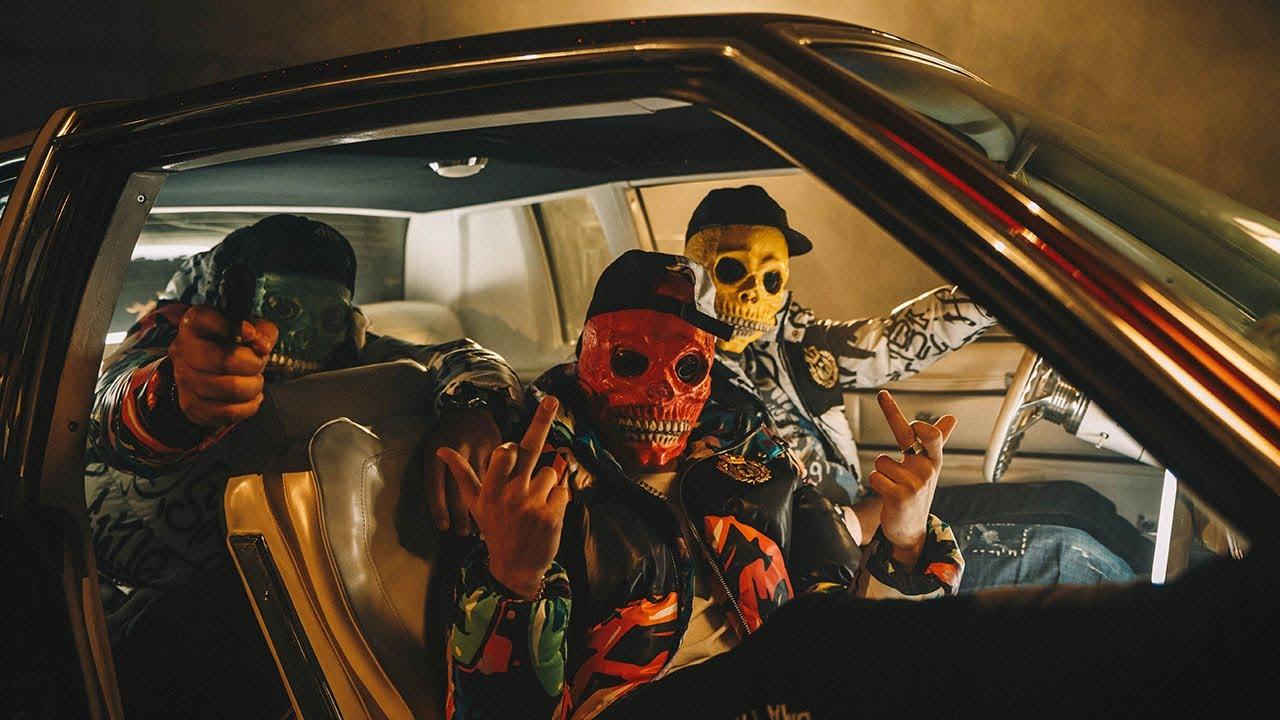 Hornet La Frappe ft Leto & RK – C'est mort