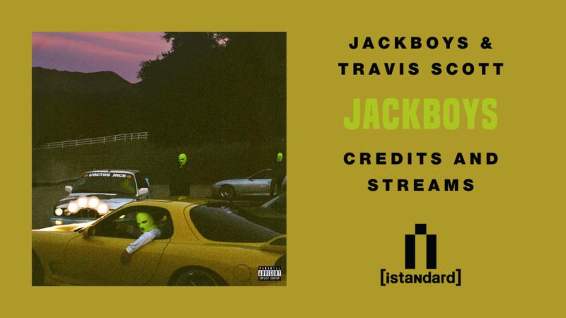 Ya puedes escuchar el nuevo álbum de Travis Scott «Jackboys»