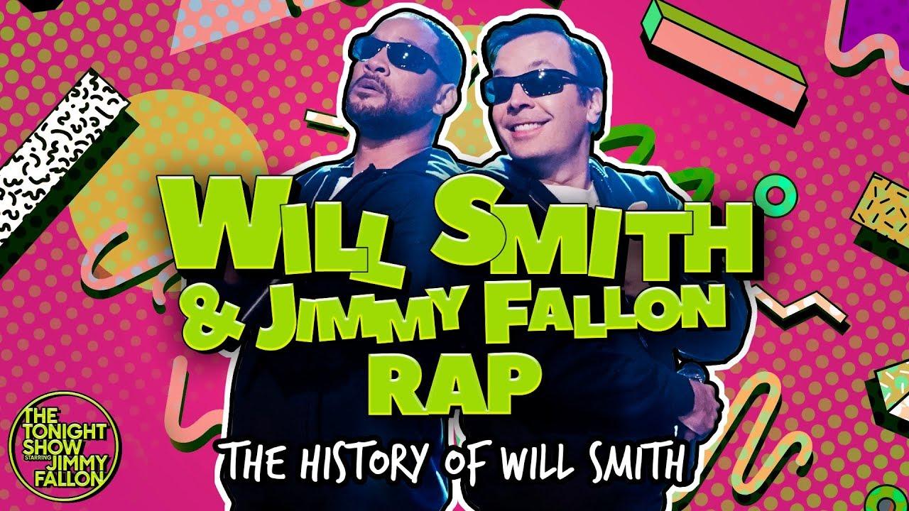 Will Smith rapea toda su carrera en esta tremenda canción