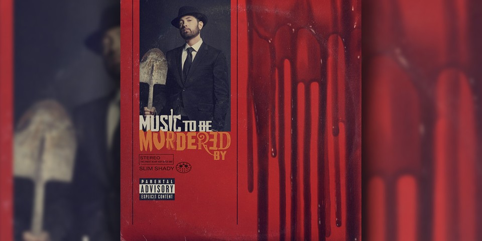 Ya podéis disfrutar del nuevo disco de Eminem «Music To Be Murdered By»