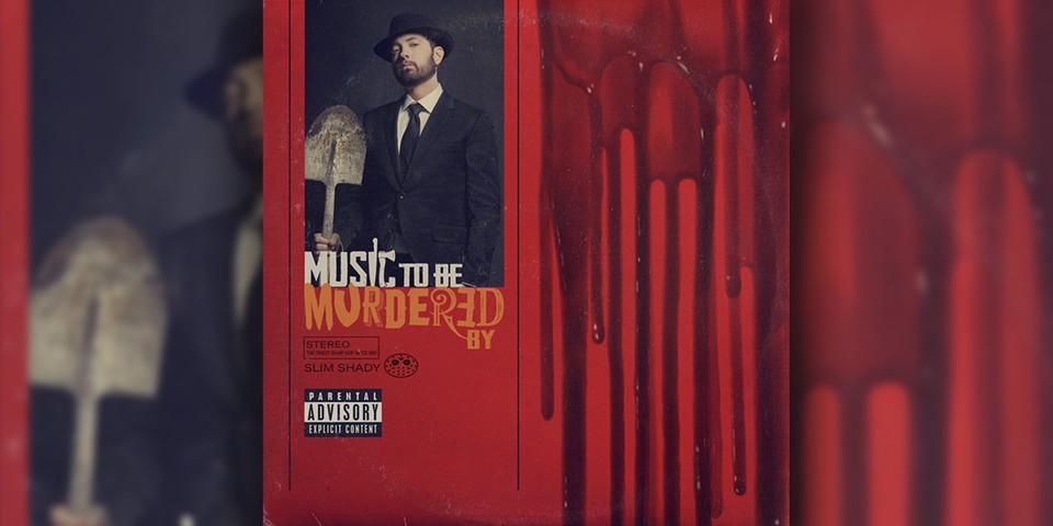 "Ya podéis disfrutar del nuevo disco de Eminem ""Music To Be Murdered By"""