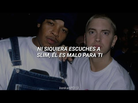 Eminem Ft Dr. Dre – Guilty Conscience  (Sub. Español)