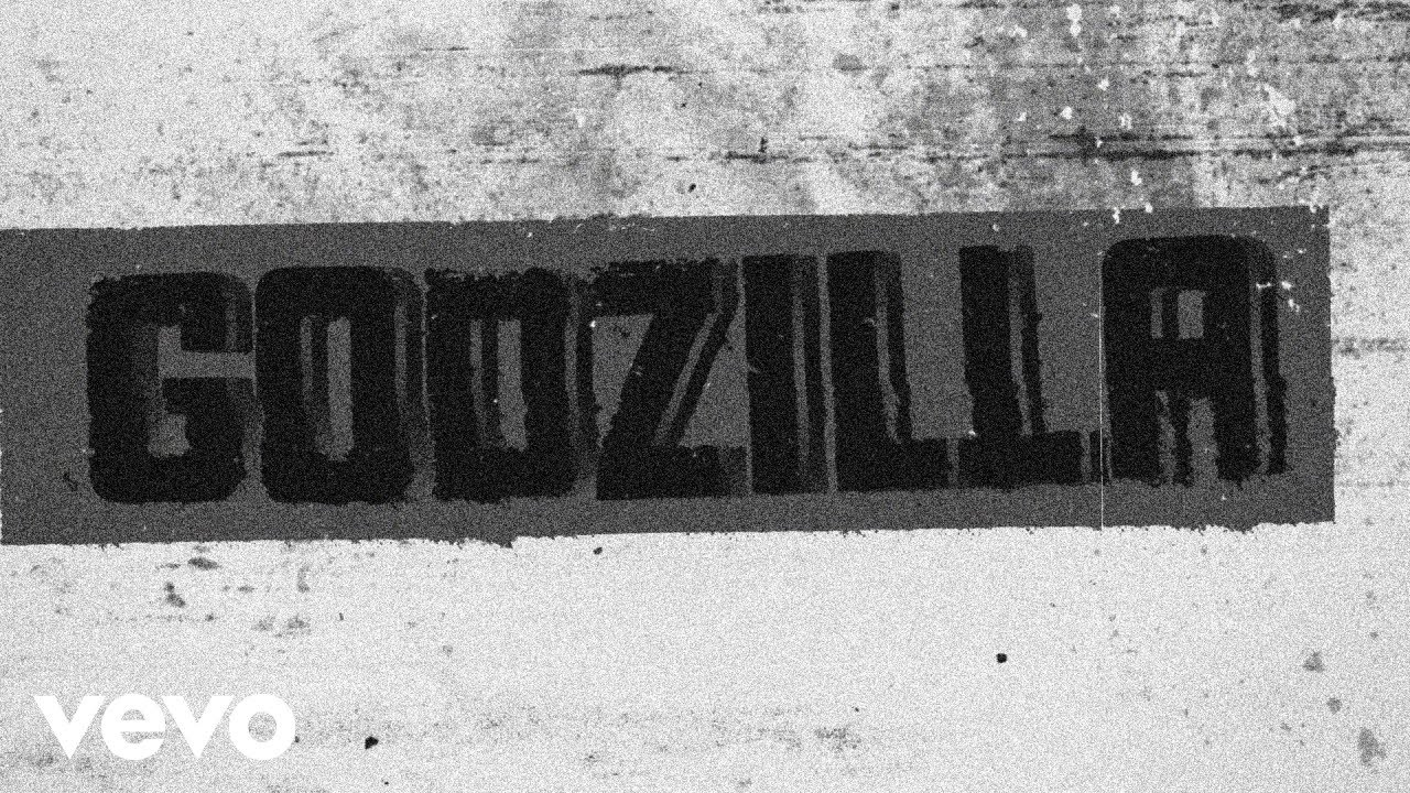Eminem Ft Juice WRLD – Godzilla (Lyric Video)