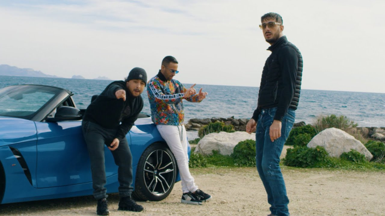 Dika ft Naps & AM La Scampia – Enfant du block