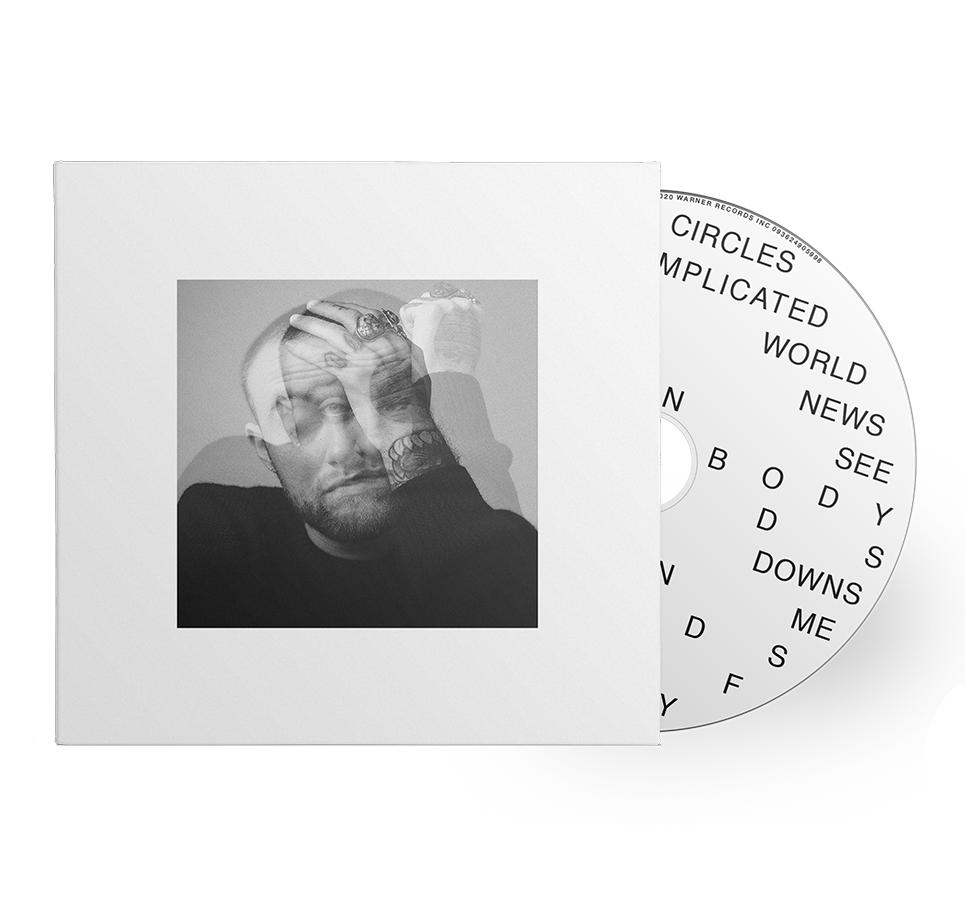 Ya disponible la versión física Deluxe del Circles de Mac Miller.