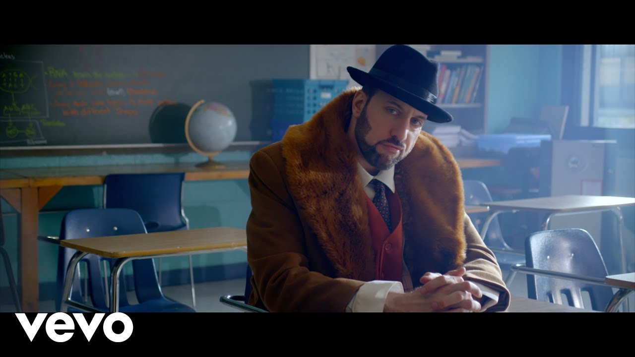 R.A. the Rugged Man Ft David Myles – Wondering (How To Believe)
