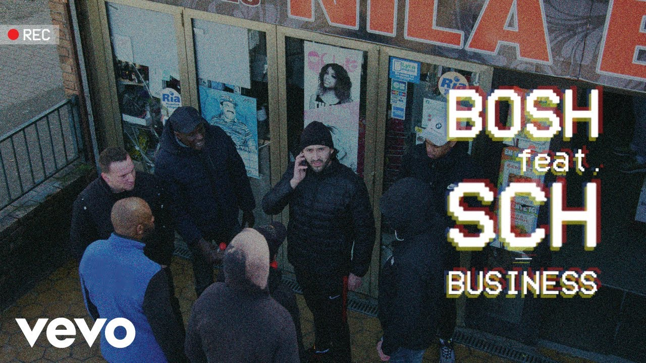 Bosh ft SCH – Business