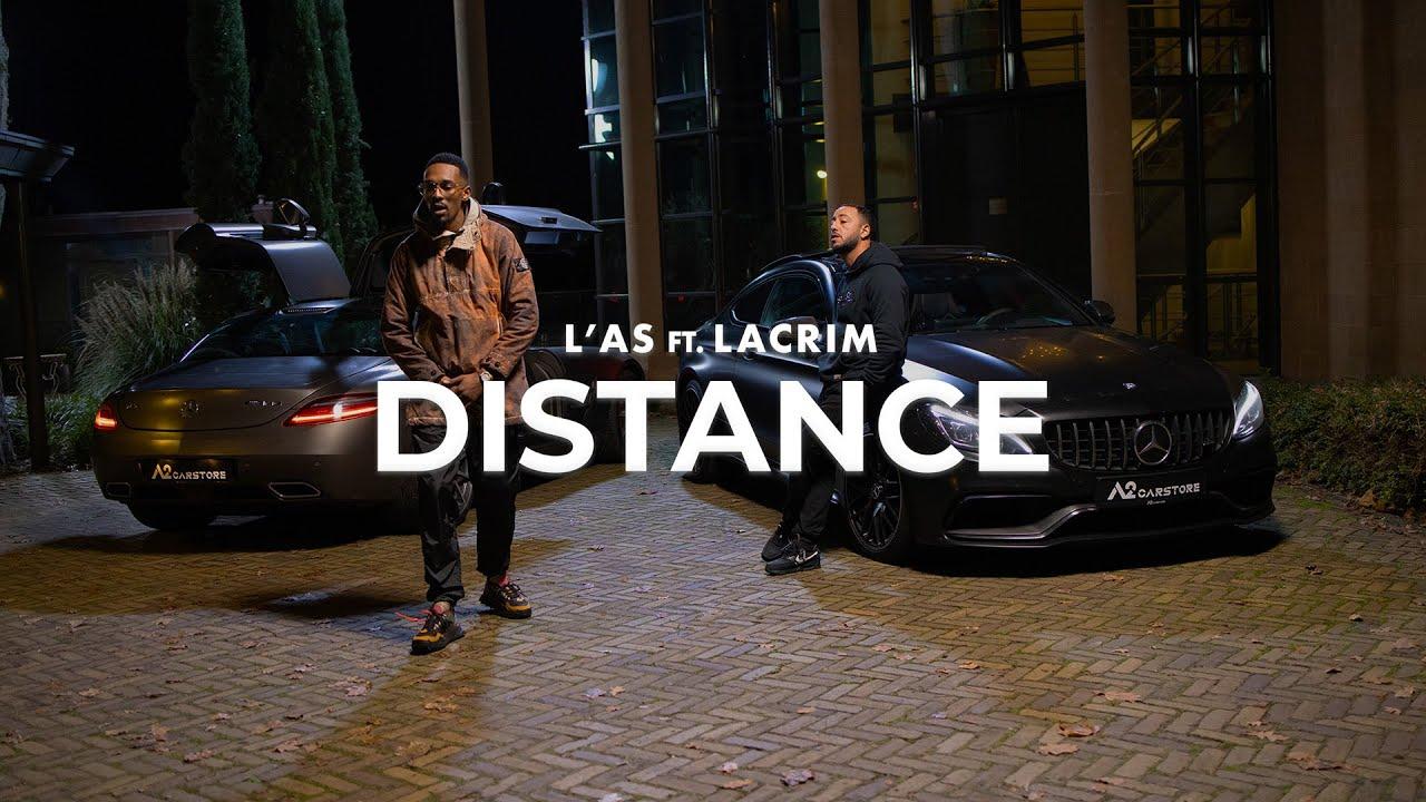 L'As ft Lacrim – Distances