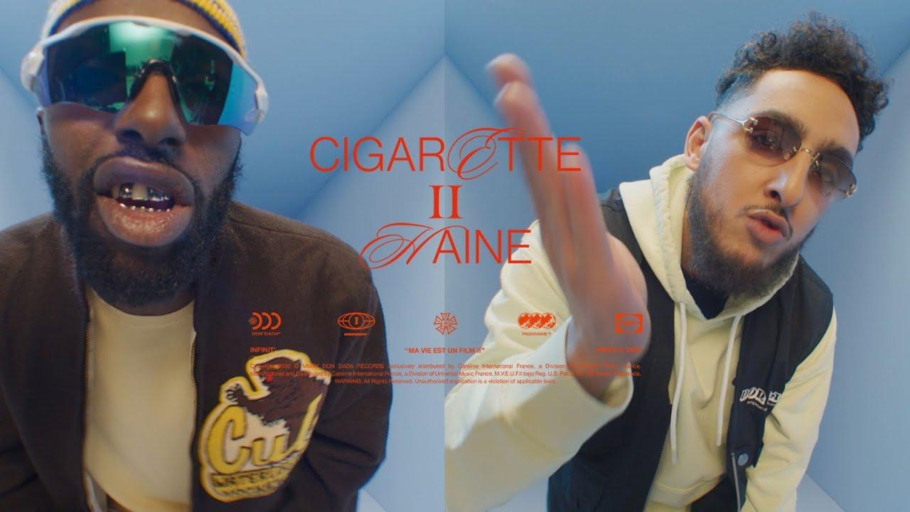 Infinit' ft Alpha Wann – Cigarette 2 Haine
