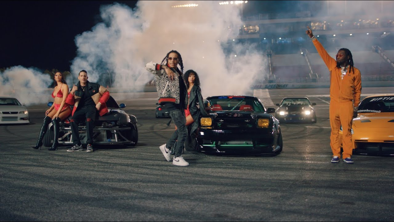 YBN Nahmir Ft G Eazy & Offset – 2 Seater