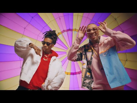 Wiz Khalifa Ft Tyga – Contact