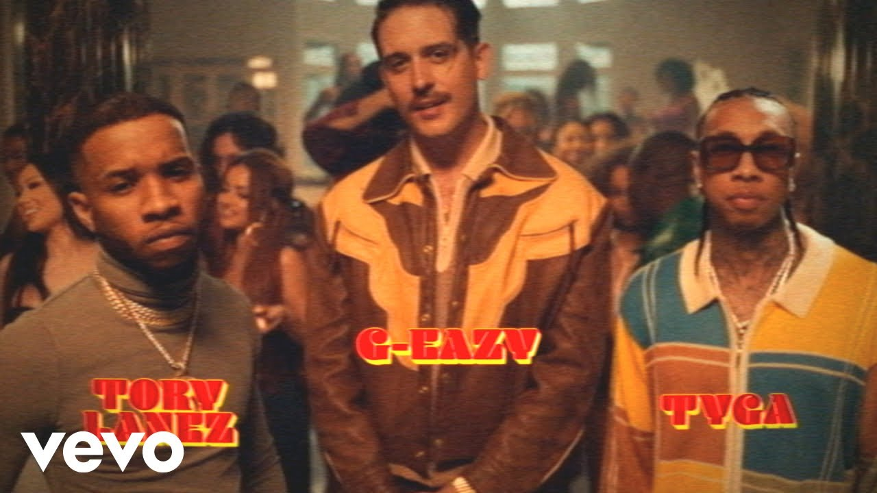 G-Eazy Ft Tory Lanez & Tyga – Still Be Friends