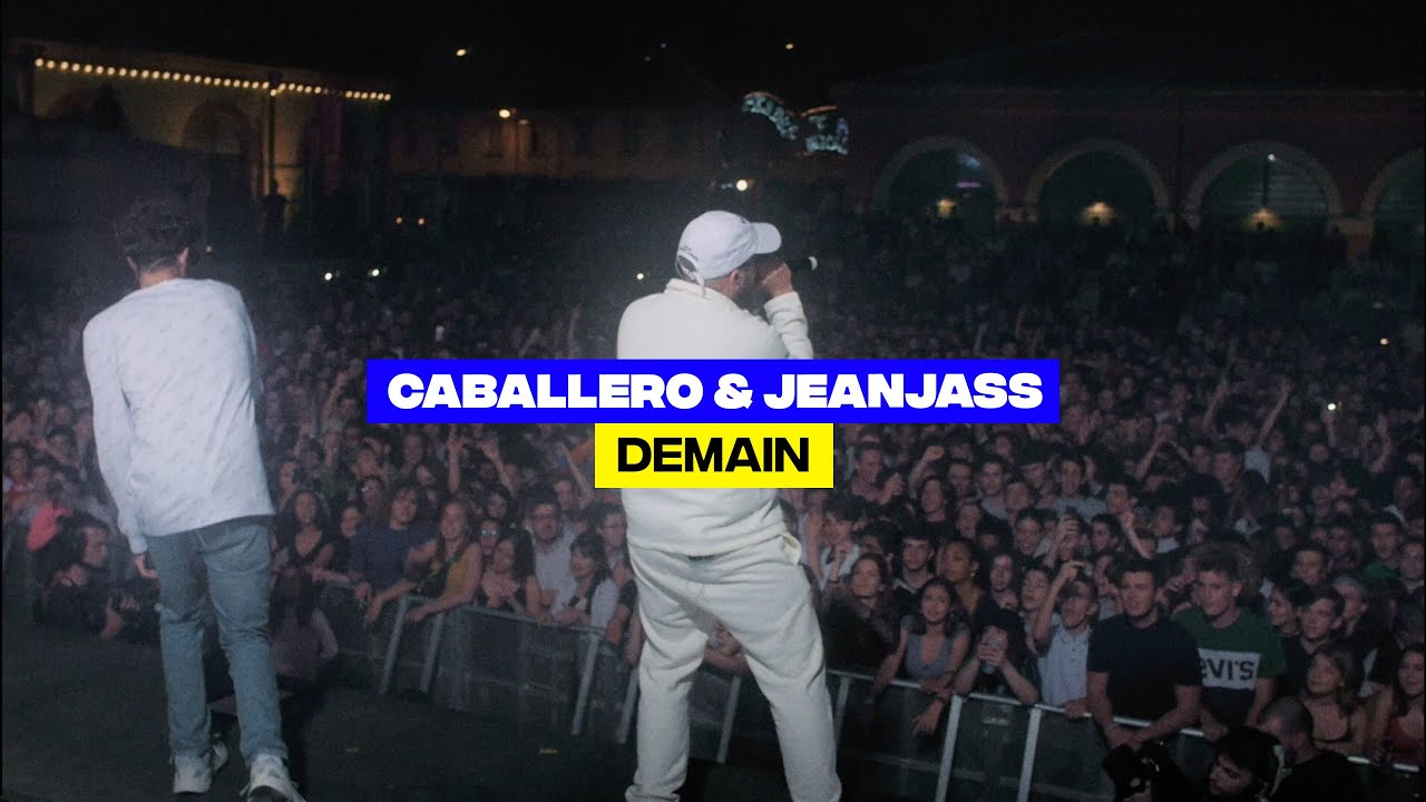 Caballero & JeanJass – Demain