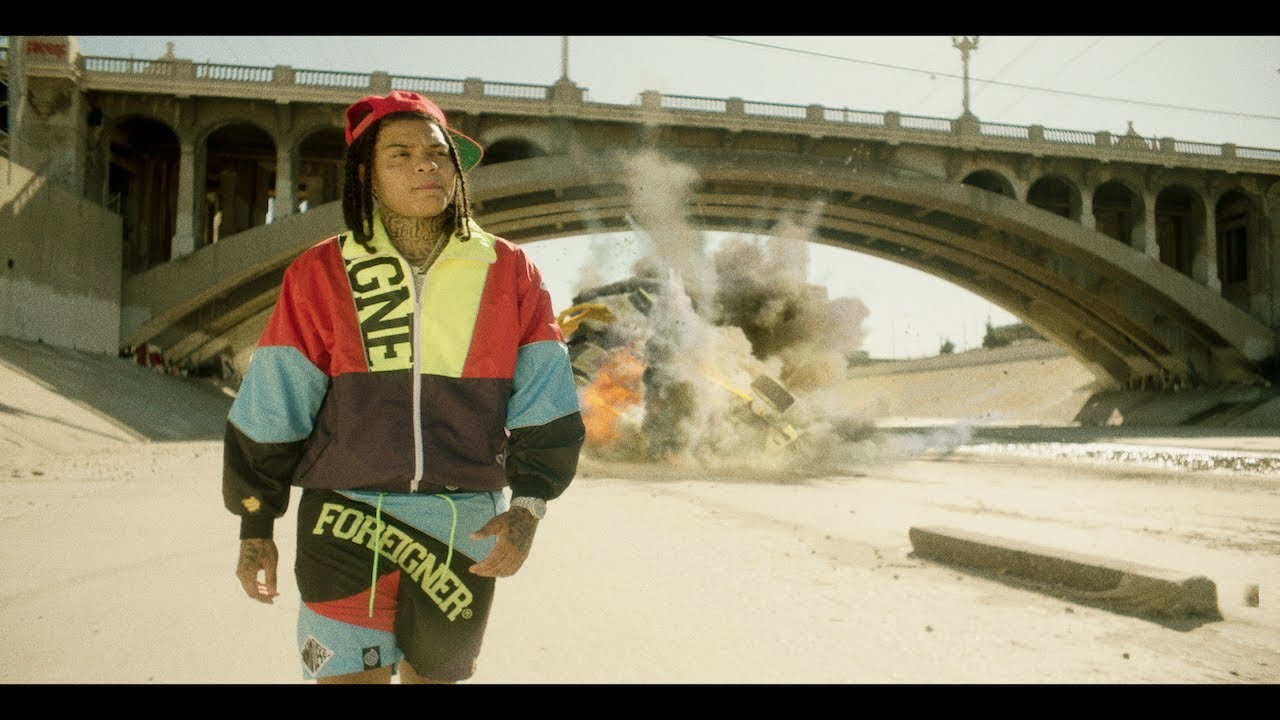 Young M.A – Foreign