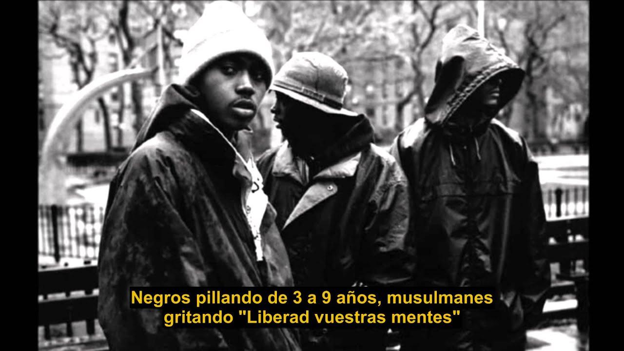 Nas – One Time 4 Your Mind (Sub. Español)