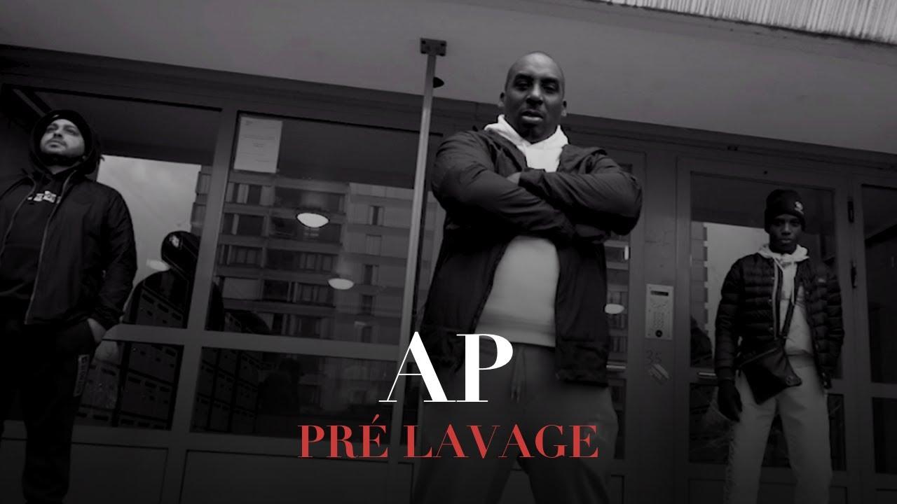 AP – Pré Lavage