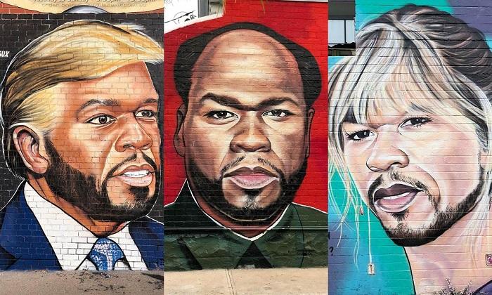 Lushsux, el graffitero que ha conseguido cabrear a 50 Cent.