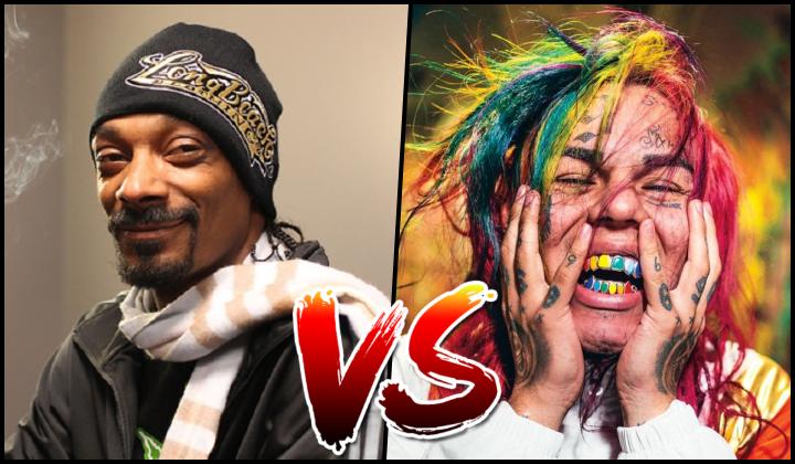 Todos los detalles del beef entre Snoop Dogg y Tekashi69