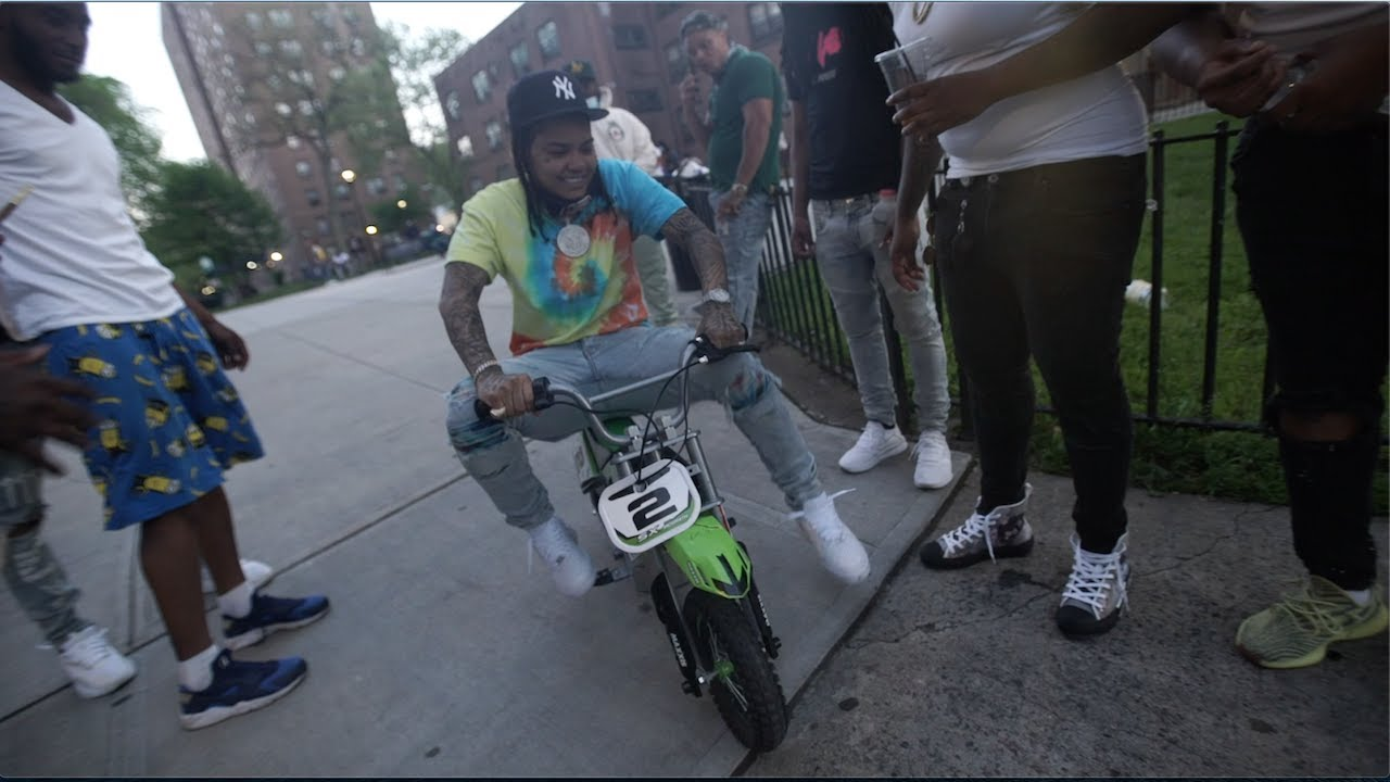 Young M.A – Savage Mode