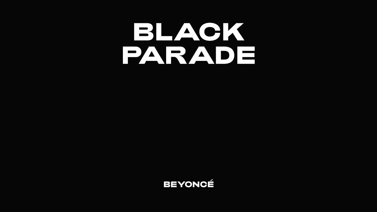 Beyoncé – BLACK PARADE