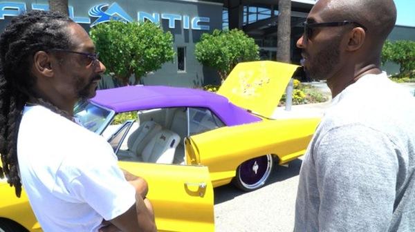 Espectacular homenaje que lanzó Snoop Dogg a Kobe Bryant