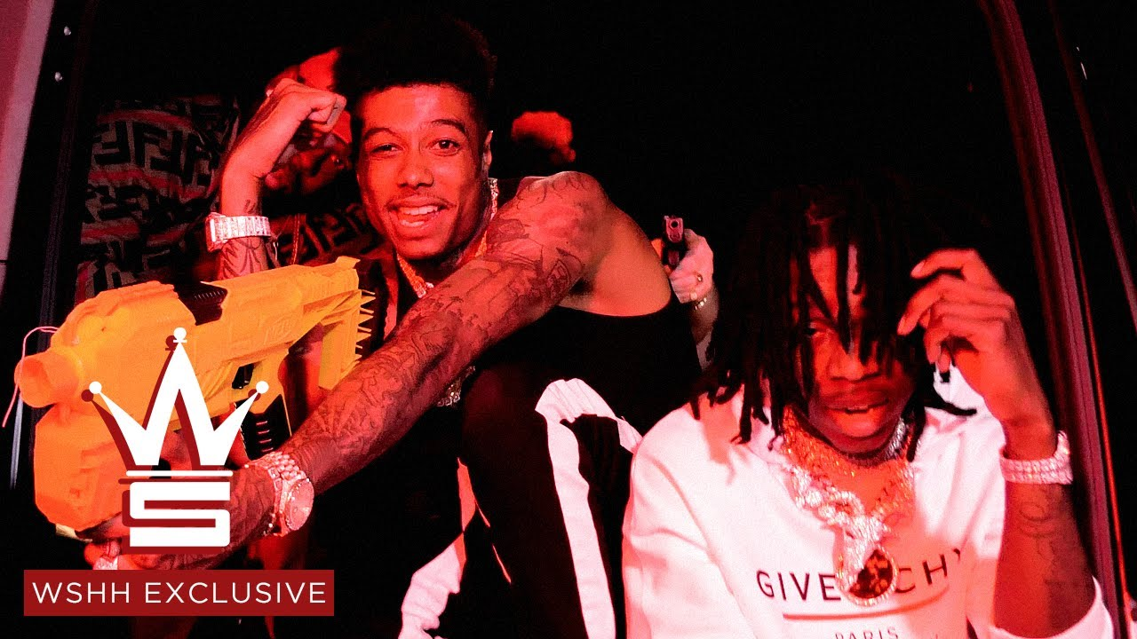 Blueface Ft Polo G  – Murder Rate