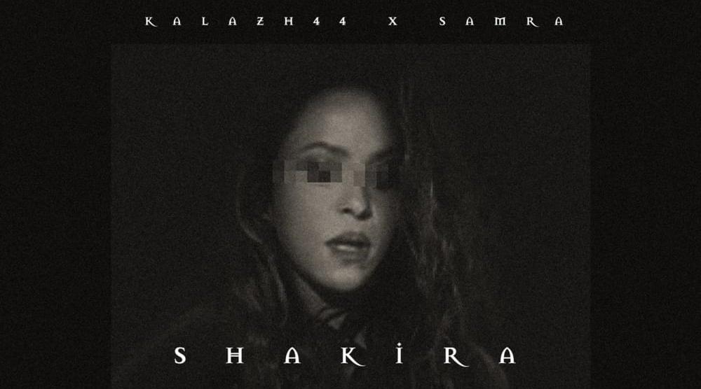 Shakira demanda a los raperos Samra y Kalazh44 por una canción