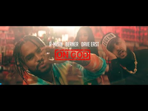 R-Mean & Berner Ft Dave East – On God
