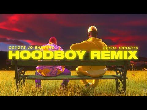 Coyote JO Bastard ft Sfera Ebbasta – Hoodboy Remix