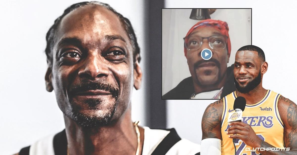 Snoop Dogg: LeBron tiene mayor impacto cultural que Michael Jordan