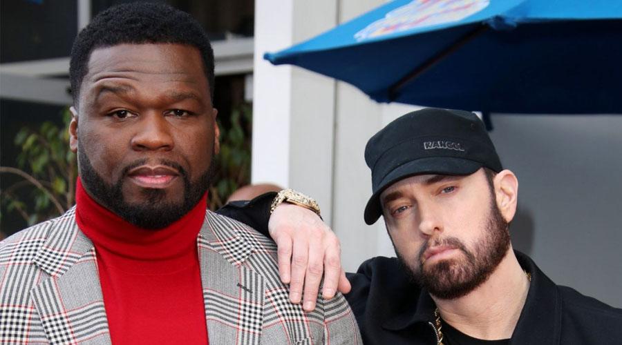 50 Cent : «Nadie puede pelear contra Eminem en una Batalla de Hits»