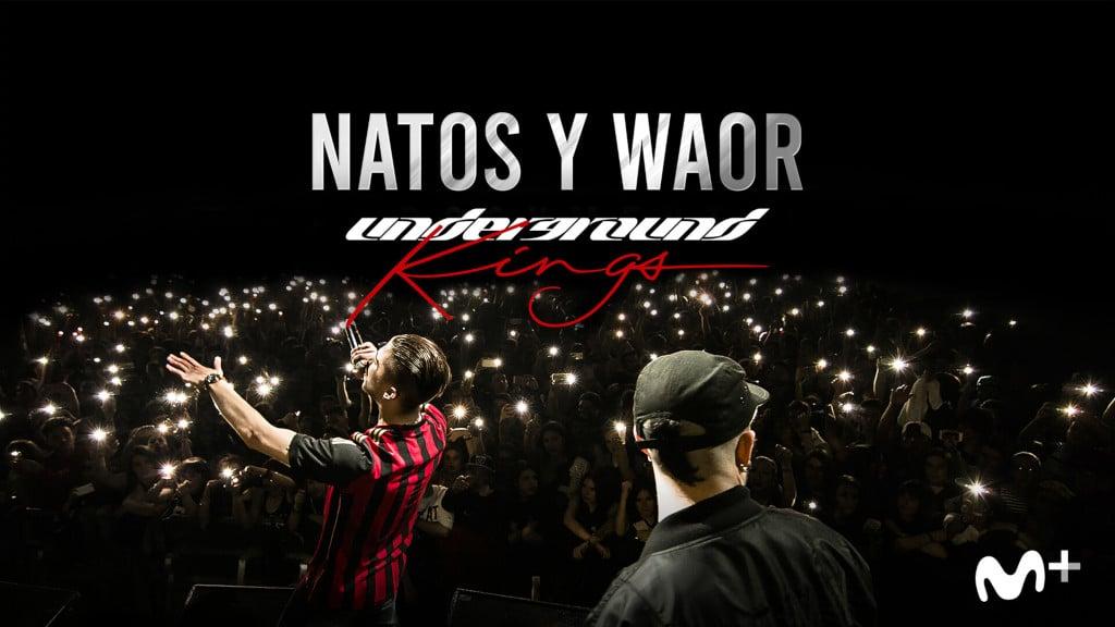 "Ya podéis ver el documental de Natos & Waor ""Underground Kings"""